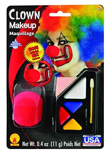 Rubie's Costume Co Studio Qlty Mu-Clown Costume