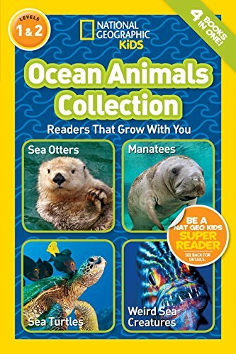 National Geographic Readers: Ocean Animals Collection by National Geographic Kids (2015-07-14)