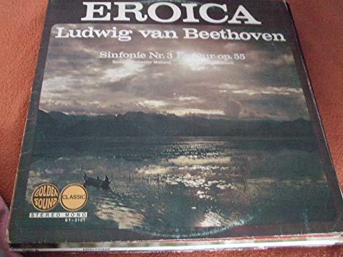 Sinfonie Nr.3 Es Dur op.55 Eroica