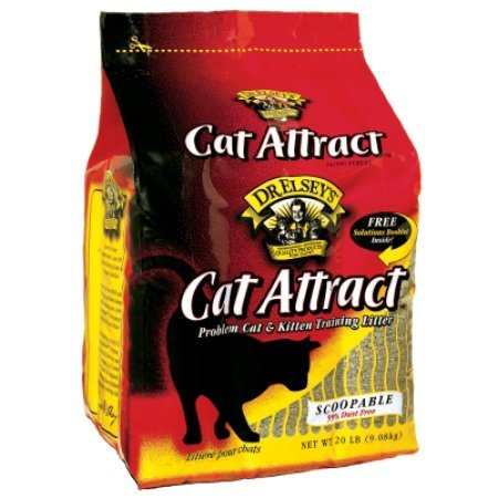Dr. Esleys Precious Cat Attract Scoopable Clumping Cat Litter