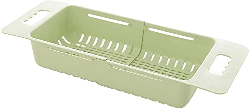 TopHGC Escurreplatos de 2 Niveles escurreplatos de Acero Inoxidable con bandejas de pl/ástico extra/íbles