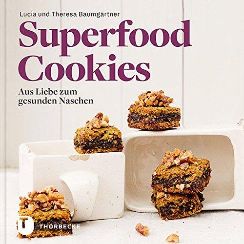 Superfood-Cookies - Aus Liebe zum gesunden Naschen