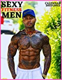 SEXY FITNESS MEN: Sexy Men Calendar 2022 A Tall, Dark, latin And Handsome 18 Month size 8.5x11 inch with high quality images glossy great view