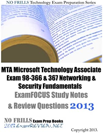 Amazon com: Large Print - MTA / Certification Central: Books