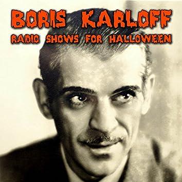 Radio Shows For Halloween