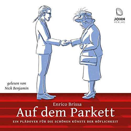 Auf dem Parkett audiobook cover art