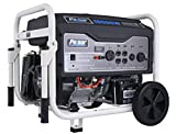Pulsar PG10000 10,000W Peak 8000W Rated Portable Gas-Powered Generator...