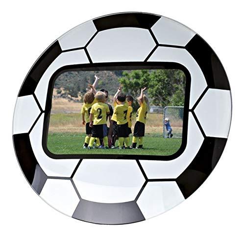 Ten Marco de Fotos Horizontal balón de Futbol 13x18cm cod.EL31399 cm diam.25,5 by Varotto & Co.