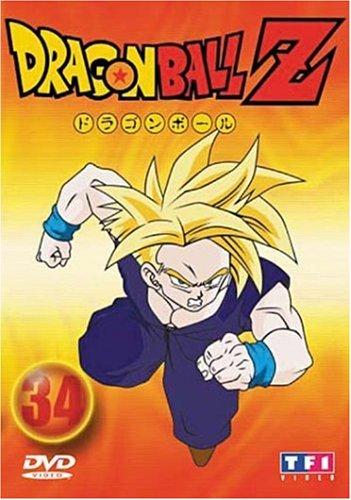 Dragon Ball Z, Vol. 34