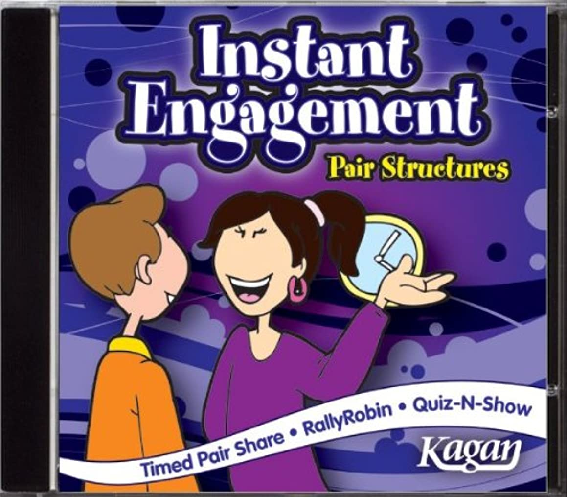 Kagan Cooperative Learning Instant Engagement Pair Structures
