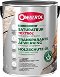 Owatrol 906 - Decapador/disolvente color Roble dorado