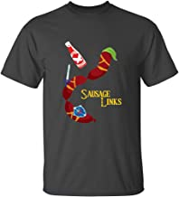 Sausage Links – Legend of Zelda – Unisex T Shirt – Nerd Geek Apparel Funny