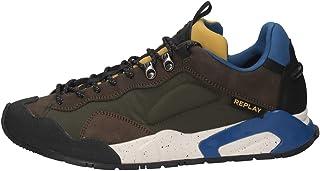 Replay Herren Sherpa - Waterlines Sneaker