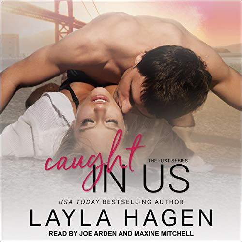 Caught in Us audiobook cover art