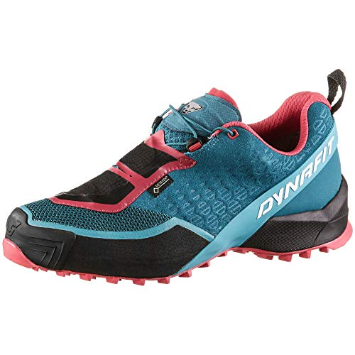 Dynafit Speed Mountain GTX Running Shoe - Women's Malta/Hibiscus 8