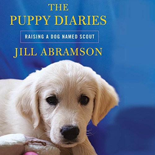 The Puppy Diaries audiobook cover art