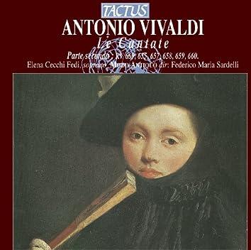 Vivaldi: Le Cantate, Parte seconda