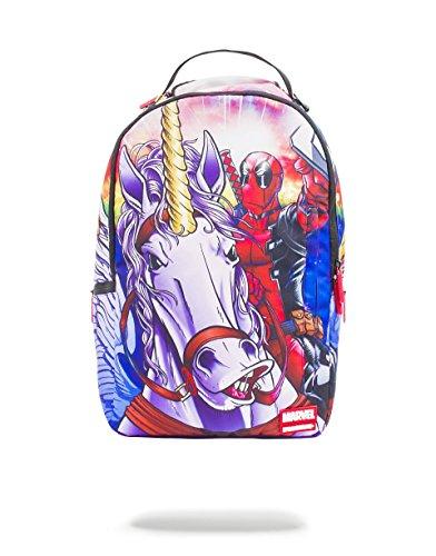 Sprayground Unicorno di deadpool zaino