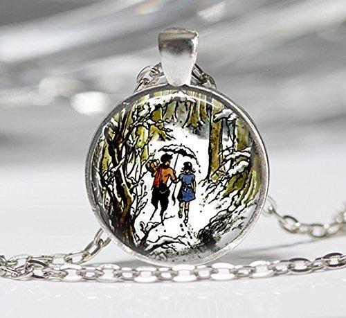 Narnia Collar Narnia Joyería Wearable Art