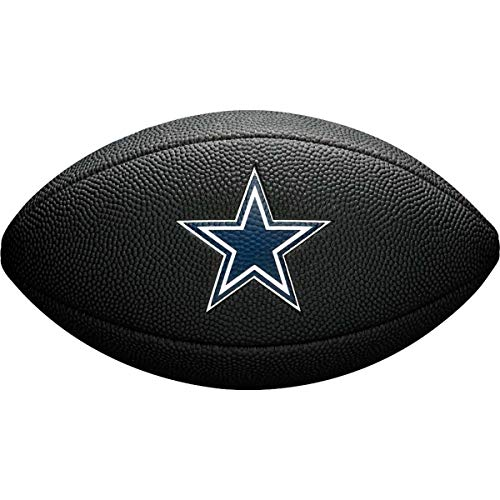 Bola Futebol Americano Nfl Team Logo Jr Dallas Cowboys, Wilson
