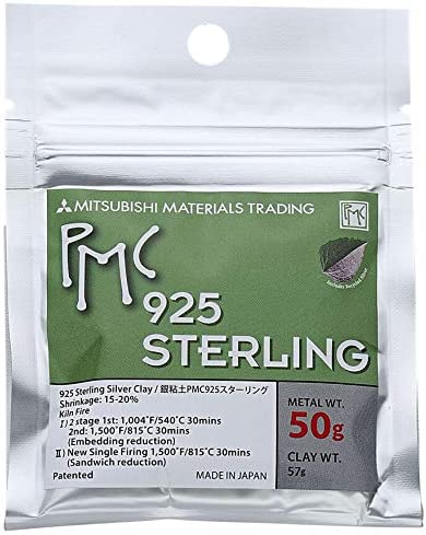 PMC Sterling Silver cheap Clay Grams - 50 Don't miss the campaign