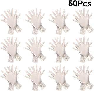 FZTEY 24 pares de guanteletes finos de jardiner/ía color negro guantes de seguridad para trabajo de constructores M mec/ánicos para hombres y mujeres damas regalo Rigger pinzas lavables