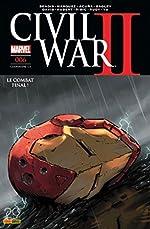 Civil War II n°6 (couverture 1/2) de Brian Michael Bendis