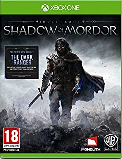 Middle-earth: Shadow of Mordor by Warner Bros. Interactive for Xbox One