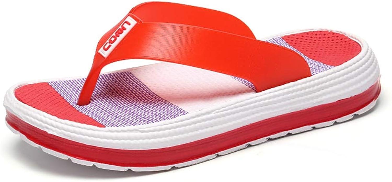 T-JULY Women Fashion Beach Platform colorful Slippers Sandals Ladies Handmade Flowers Wedge Jelly Rainbow Slipper