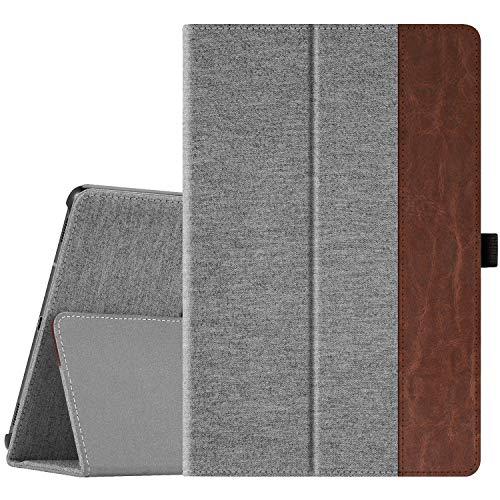 Fintie Hülle für Samsung Galaxy Tab S5e - Premium Kunstleder Folio Schutzhülle Cover Case mit Auto Schlaf/Wach Funktion für Samsung Galaxy Tab S5e 10,5 Zoll SM-T720/T725 2019 Tablet, Denim grau