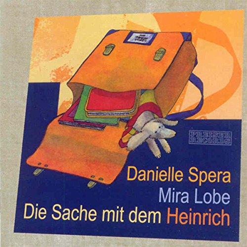 Die Sache mit dem Heinrich audiobook cover art