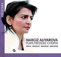 Chopin: Aliyarova Plays Freder