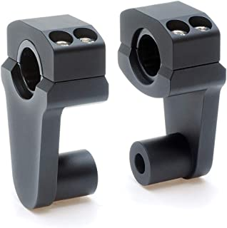 Pivoting Handlebar Clamp Risers - APE Racing Universal Motorcycle 2