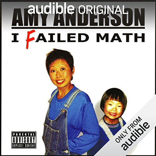 I Failed Math audiobook cover art