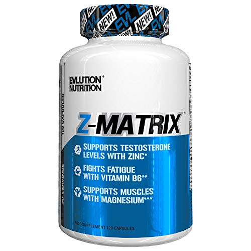 Evlution Nutrition Z Matrix Nighttime Recovery and Sleep Support (30 Servings)