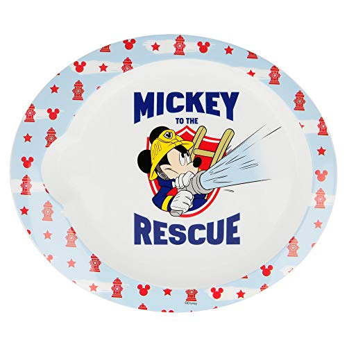 Mickey Mouse enfant micro plate