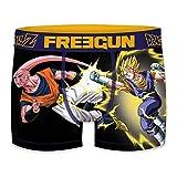 FREEGUN Ball Z Boxer unitario Bola DE DRAGÓN Talla S, Multicolor, Hombre