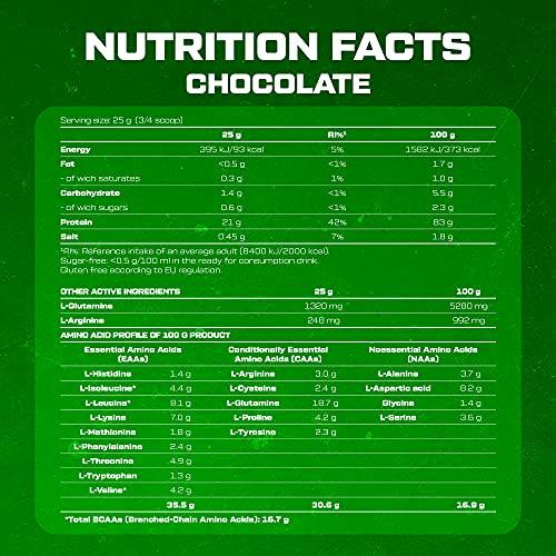 Scitec Nutrition Whey Isolate Schokolade, 1er Pack (1 x 2000 g) - 5