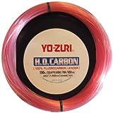Yo-Zuri señuelos HD carbono fluorado desaparición Pink 30yd Carrete 20 libras de prueba # HD20LB-DP