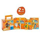 Carioca Set Baby 2+ | 53222 - Kit Colores: Rotuladores, Lápices, Témperas y Ceras para Bebés y Niños a Partir de los 24 Meses, 36 Unidades