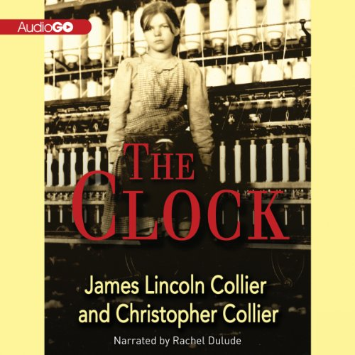 The Clock copertina