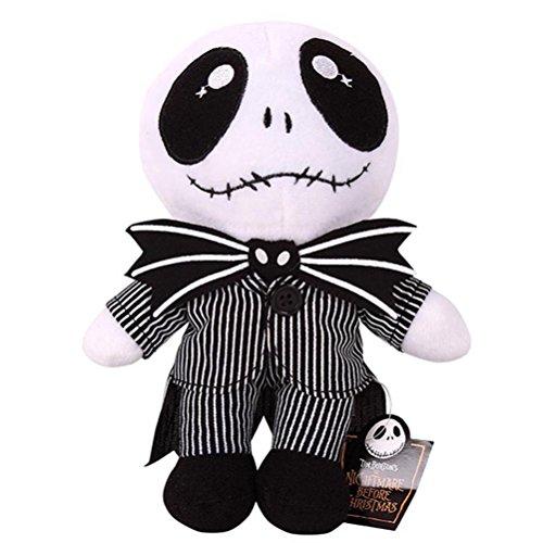 GenericArt Pumpkin King Jack Cute Baby Doll Halloween Plush Soft Toys (A)