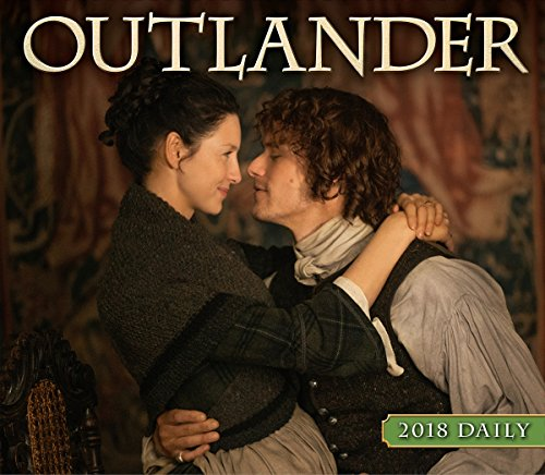 Outlander 2018 Day-to-Day Calendar