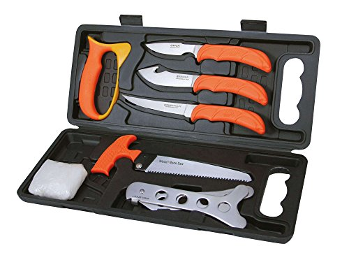 Outdoor Edge Wild Pak Feststehendes Messer