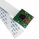 Raspberry Pi Camera for 3B/2B/B+/A+/B/A 500万画素CMOSセンサ使用 ラズベリーパイ HDカメラ