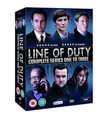 Line Of Duty: Series 1-3 [DVD] [Reino Unido]