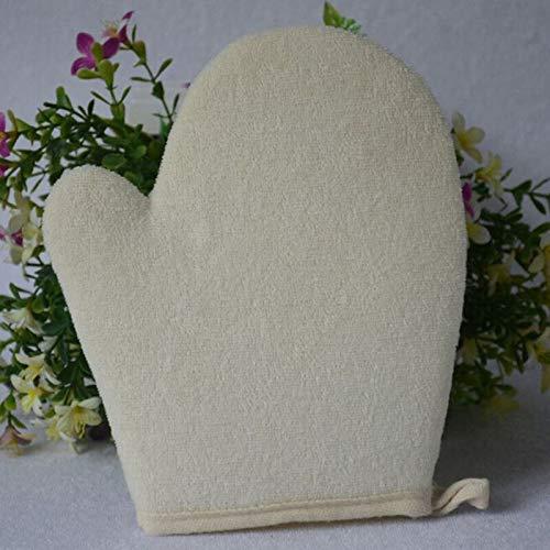 Offre spéciale Loofah corps éponge bain Massage de douche gants de bain douche exfoliant gants de bain douche épurateur de nettoyage du corps