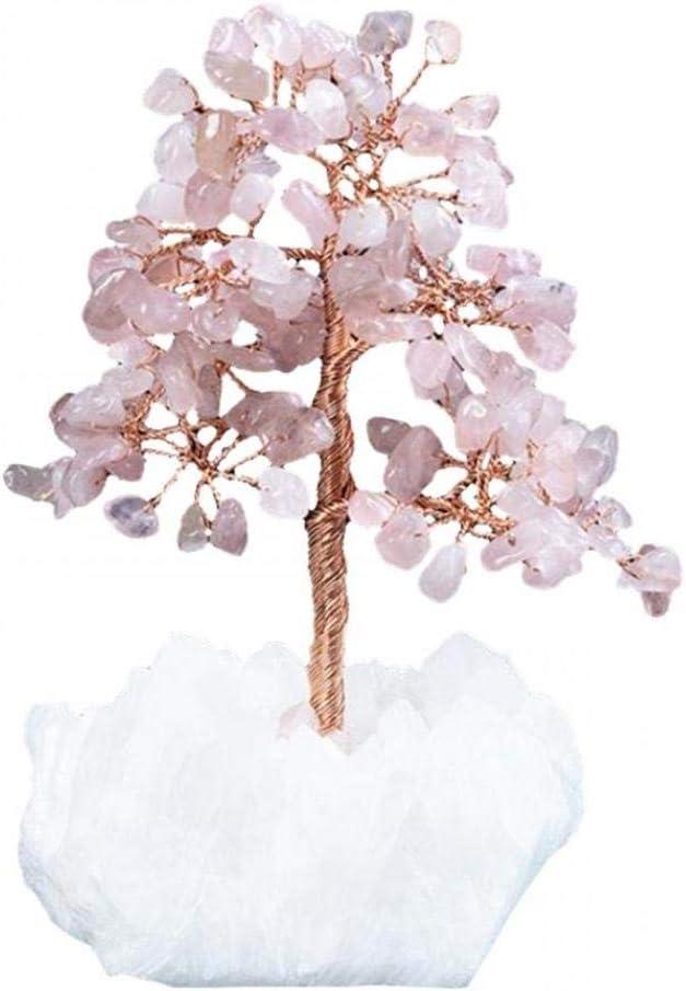 Healing 売り出し Crystals Quartz Tree Tumbled Stones Money 新作販売 Gemstone