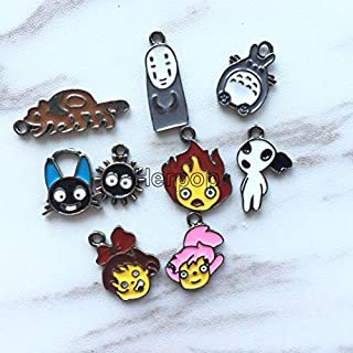 Lot Japanese anime dog Alloy  Charms Jewelry DIY Making Pendants Accessories