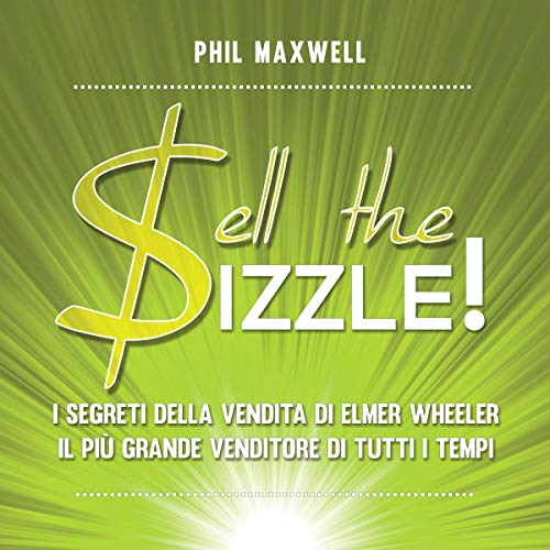 Sell the Sizzle! copertina